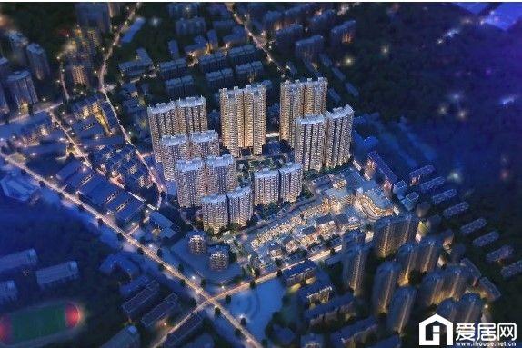 龙津星城2期区位图