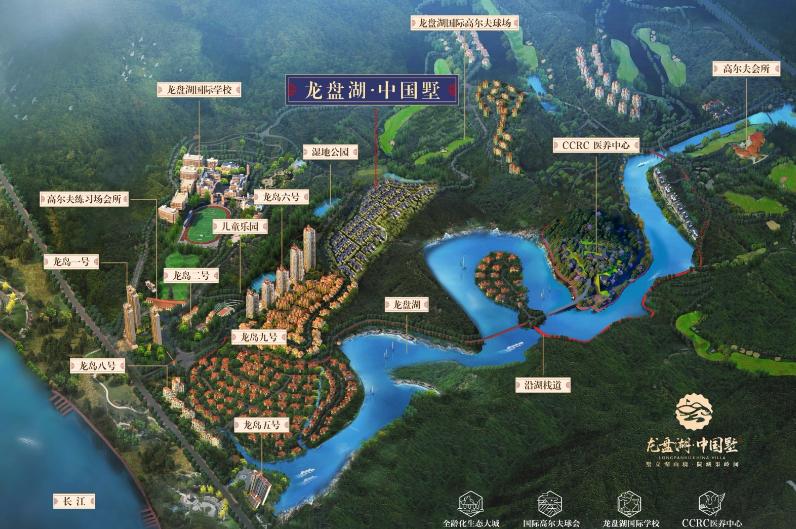 龙盘湖·中国墅楼栋信息